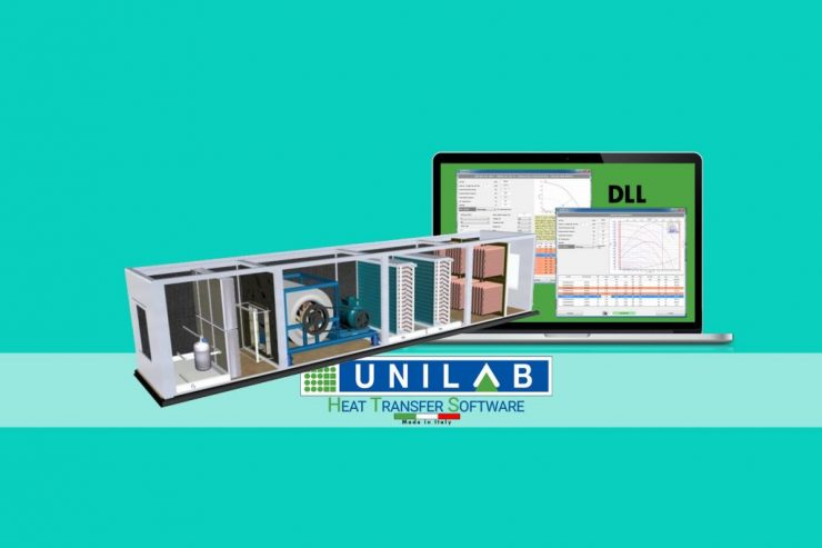 UNILAB Srl - 30 Years of Advanced Heat Transfer Software