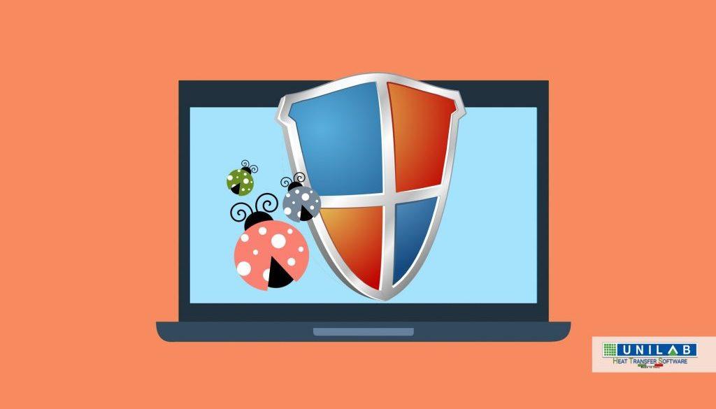 unilab blog software scambio termico antivirus antimalware