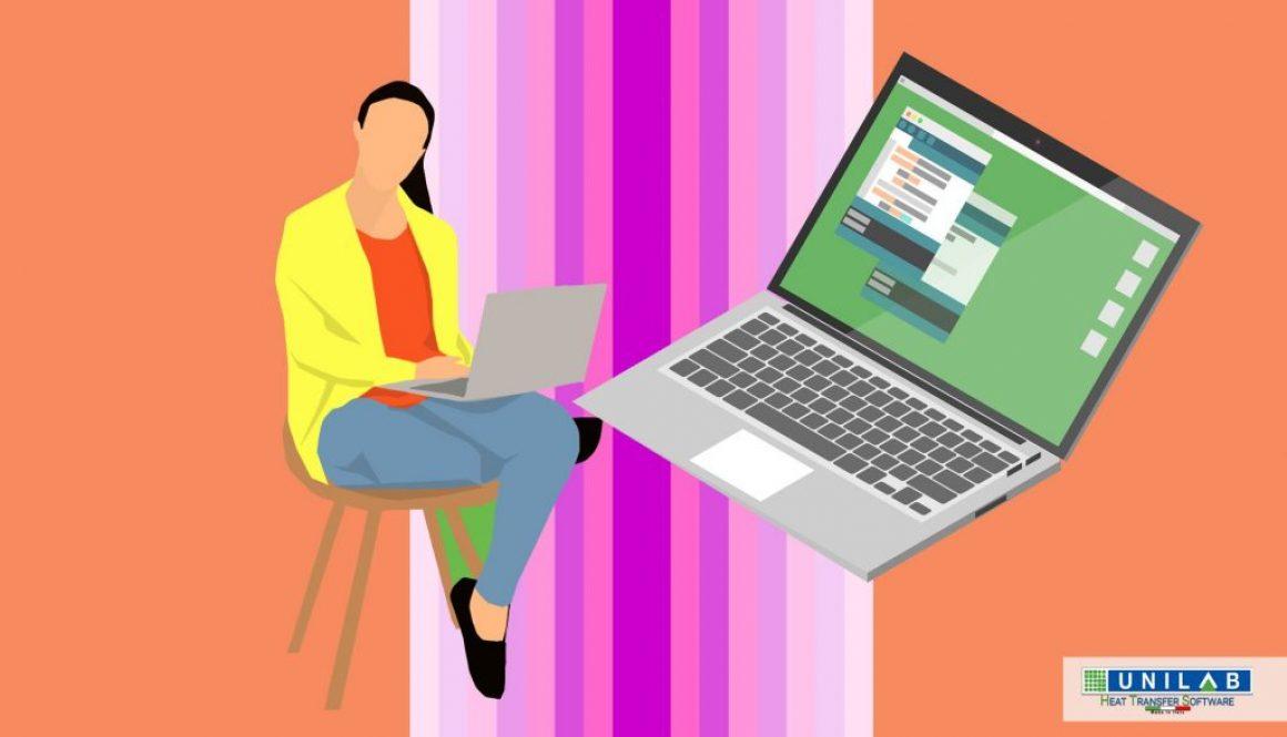 unilab heat transfer software blog women IT