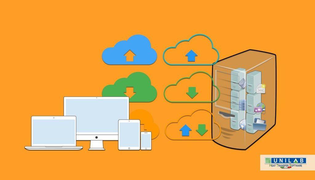 unilab blog software scambio termico virtual machine cloud