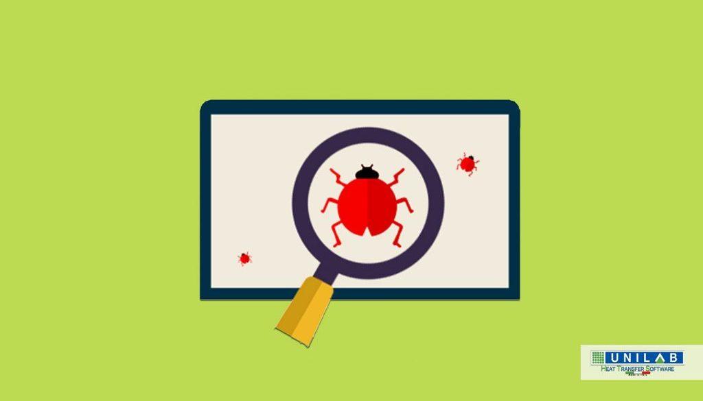unilab blog software scambio termico bug