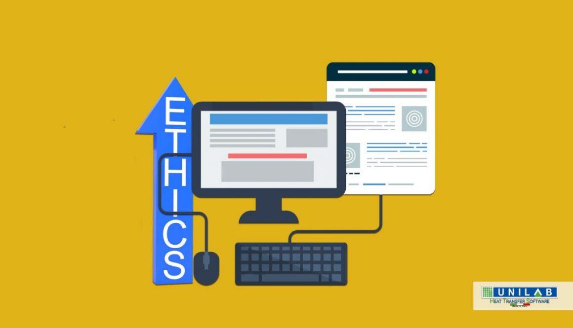 unilab heat transfer software blog IT ethics