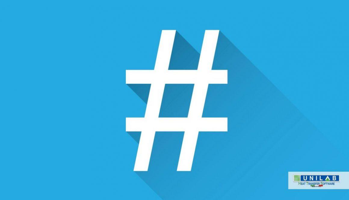 unilab blog software scambio termico hashtag