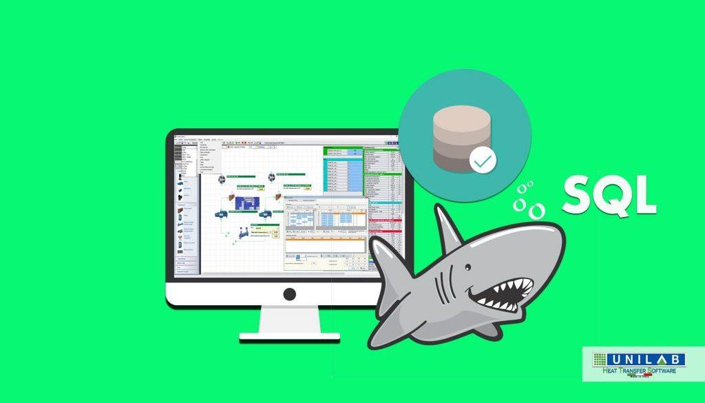 unilab blog software scambio termico shark sql server