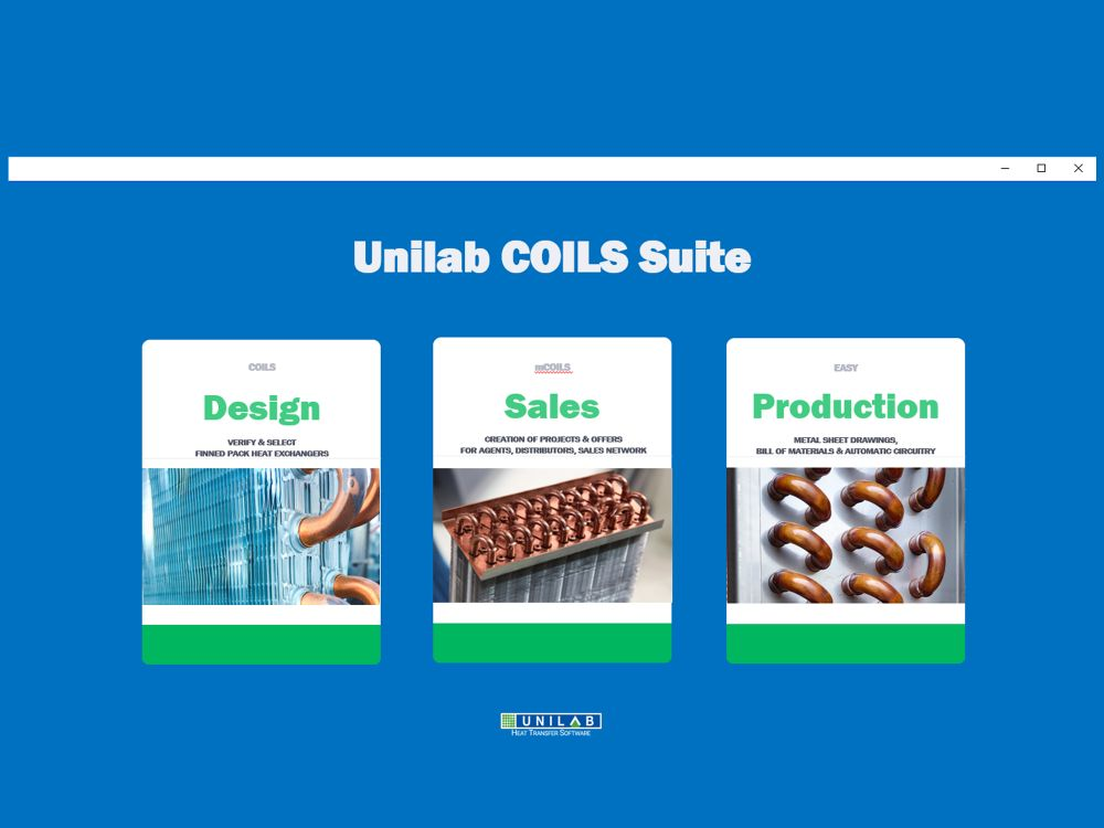 unilab heat transfer software blog COILS SUITE