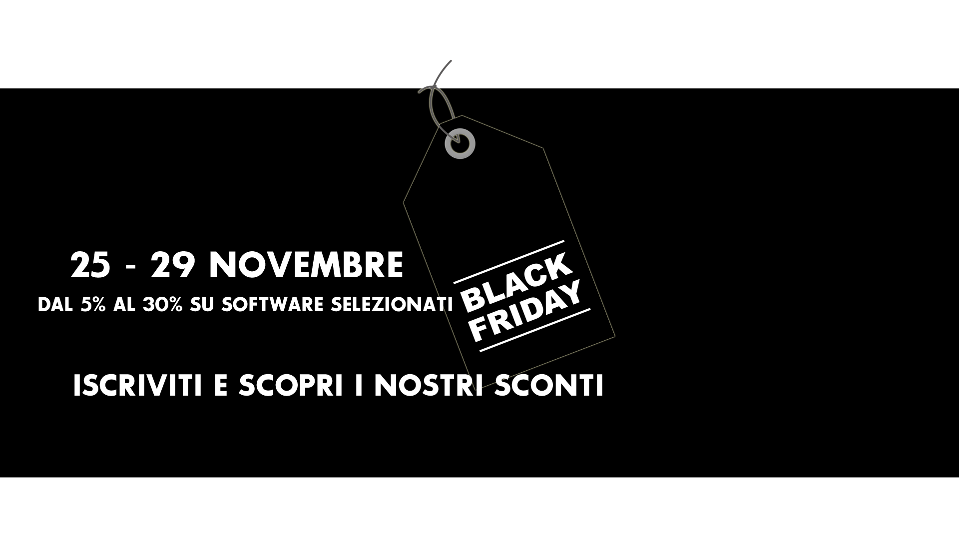 blackfriday ITA 1